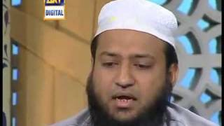 Qari Saad Nomani - Ali Jabir LIVE on ARY Tv 2011