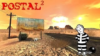 Postal 2 Paradise Lost - ARRESTED