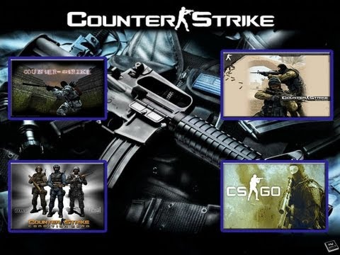 A Grande Evolução do Counter Strike