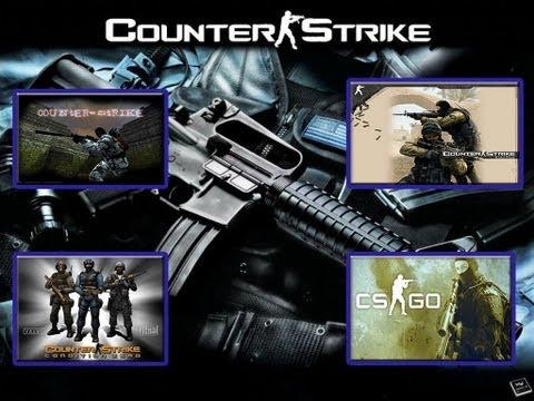 A Grande Evolução do Counter Strike