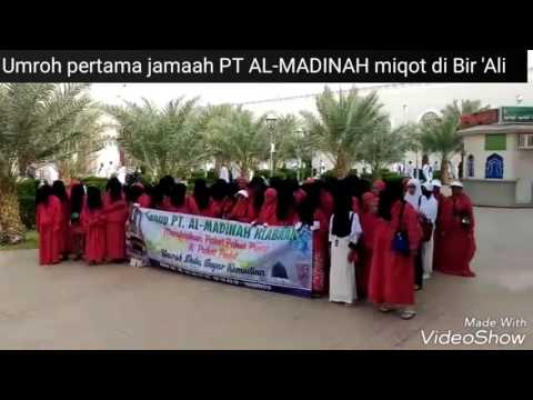 Video al madinah travel umroh surabaya
