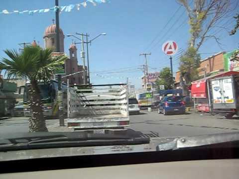 Carretera 49 De San Luis Potosi A Salinas De Hidalgo (De Dia)