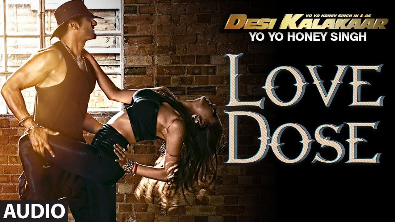 Singer  Yo Yo Honey Singh  Lyrics and video of Hindi