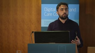 Mustafa Suleyman – New Ways for Technology to Enhance Patient Care – King