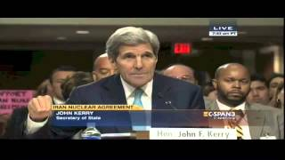 Kerry says no one ever talked about dismantling Iran's nuclear program despite saying so in 2013