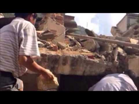 China Earthquake - 380 Dead  - Caught On Cam - 4 Aug 2014