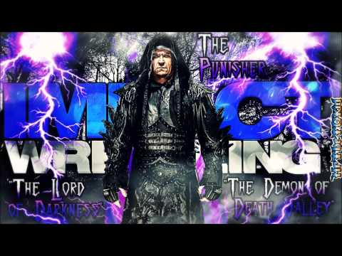 (new) 2014: The Undertaker 2nd Tna Theme Song ► demonic Ways (w intro) + Dlᴴᴰ video
