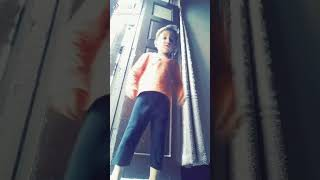Tik Tok time by a naughty kid