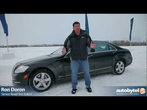 2012 Mercedes-Benz S550 Test Drive & Luxury Car Video Review