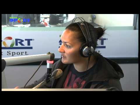 Radio Sport: Valerie Adams