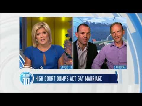First Same Sex Married Couple High Court Ruling Interview