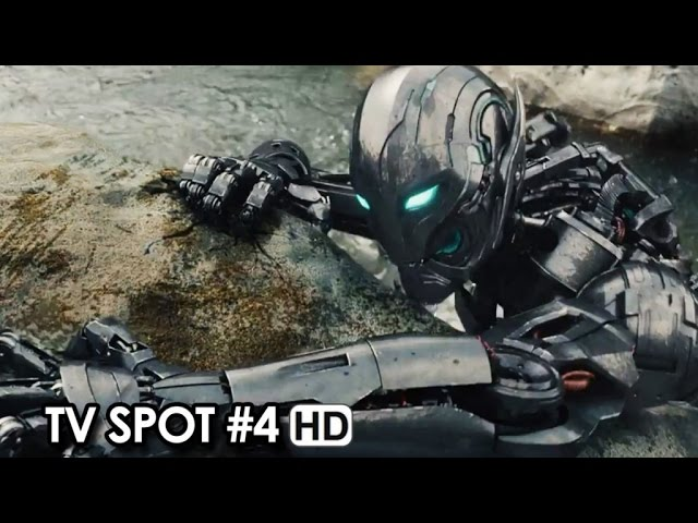Avengers: Age of Ultron TV Spot #4 (2015) - Avengers Sequel Movie HD