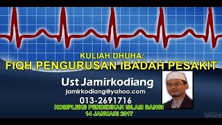 Ustaz Jamir Kodiang: