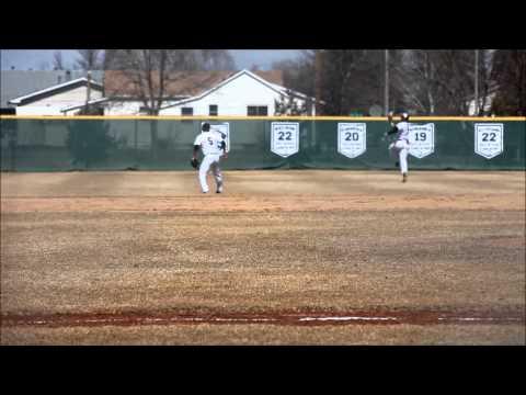 Baseball vs Miles Community College 4-5-14