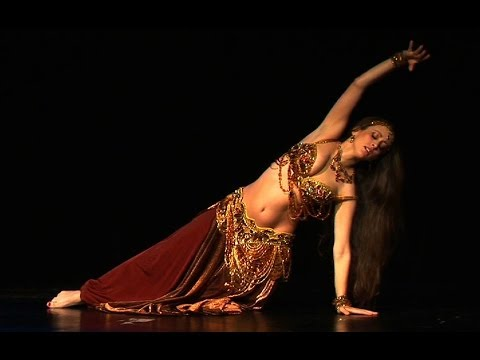 Classic Belly Dance Ciftetelli - the one and only amazing Sarah Skinner