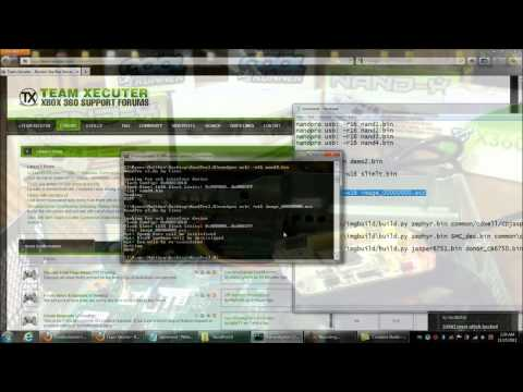 Xbox 360 Slim Team Xecuter Coolrunner Install Guide