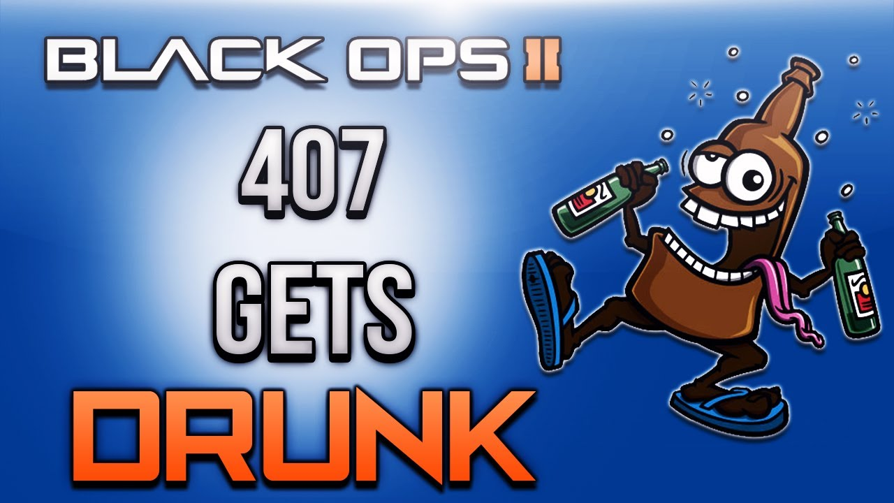 Black Ops 2 Fourzeroseven Gets  H2o Delirious I Want Food