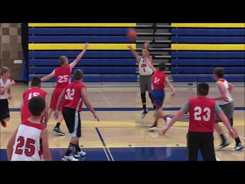 Daws B-Ball Highlights: Preston League Twenty-Eighteen