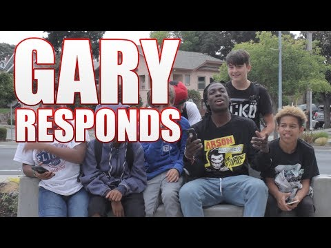 Gary Responds To Your SKATELINE Comments Ep. 205 - Back Heel, Fakie Tre, Street League