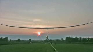 World's First Human-Powered Ornithopter