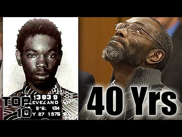 Top 10 Longest Prison Sentence Served By Innocent People – Part 2