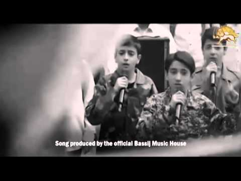 Iran regime broadcasts video to recruit children for Syria w