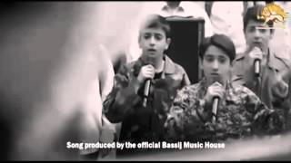 Iran regime broadcasts video to recruit children for Syria war.