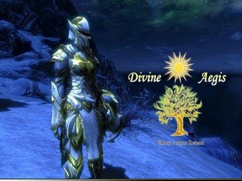 Skyrim Mods - Divine Aegis Armor