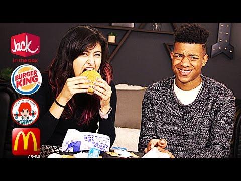 5 Dollar Fast Food Taste Test Challenge!