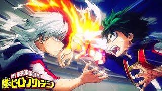 1-Hour Anime Mix - Boku no Hero Academia OST (S1 & S2 Mix) - Emotional & Epic Anime Music