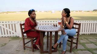 UNEKU ATAWODI on @home with Joselyn Dumas