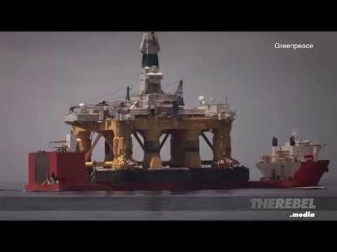 #TheCrossing demonstrates Greenpeace hypocrisy, cowardice