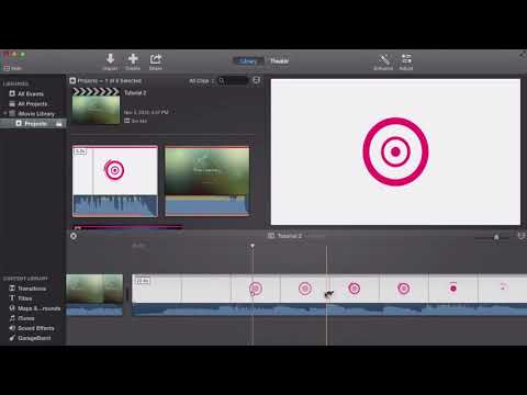 NEW iMovie 2013: Video and Audio (Tutorial)