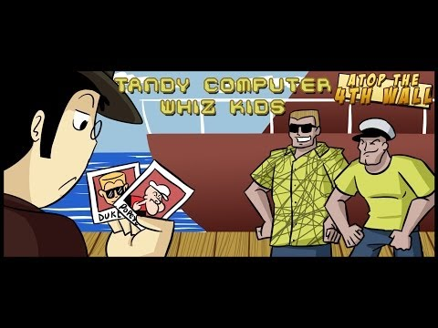 AT4W: Tandy Computer Whiz Kids: Fit to Win
