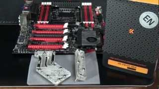 Motherboard Water-block Installation Guide