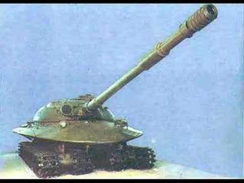 TANK Object 279 (prototype heavy tank)