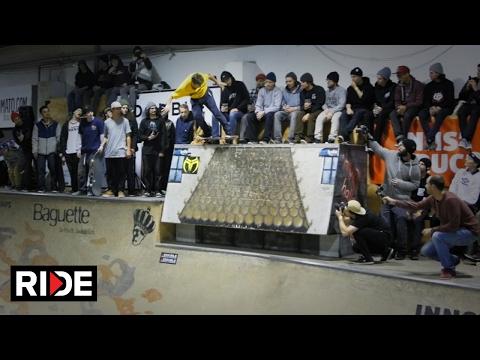Air + Style 2017 Skate Contest Innsbruck, Austria - Day 2