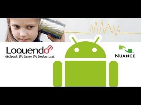 Loquendo Tts para Android