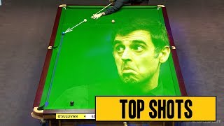 Top 25 Shots of 2018 UK Championship