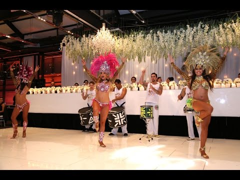 Samba Brazil Entertainment- Samba dancers, Brazilian Drums and latin shows