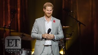 Prince Harry & Meghan Markle's Invictus Games' Closing Speech