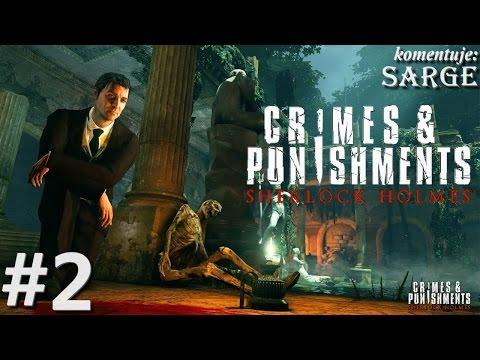 Zagrajmy w Sherlock Holmes: Crimes and Punishments odc. 2 Pierwszy podejrzany