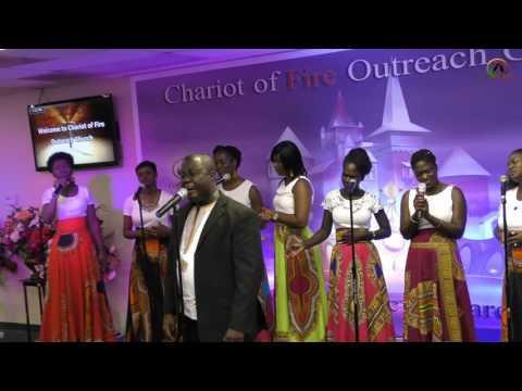Pastor Joe Beechem At Chariot of Fire