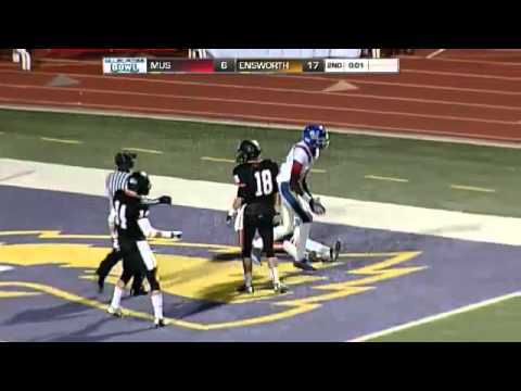 Memphis University School's Will Whitley 16 yd TD reception