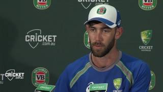 No dead rubber for Aussies: Maxwell