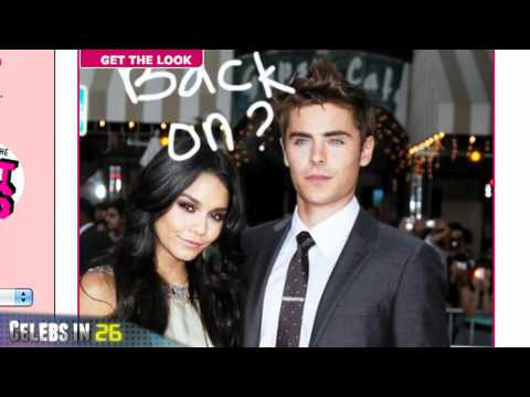 Beckam's new baby / Bullock and Reynolds a couple / Zac Efron and Vanessa Hudgens back togethor