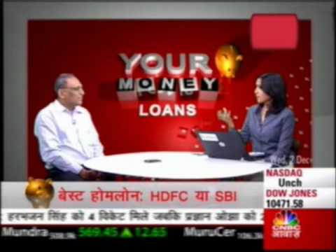 HDFC VIS A VIS SBI - THE RATE WAR HOTS UP