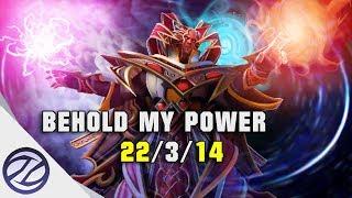 Dota 2   Behold The Power Of Injoker