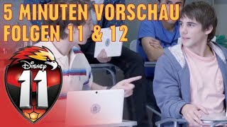 11 - So geht es weiter! // Vorschau: Folge 11 & 12 | Disney Channel