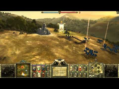 King Arthur - The Role Playing Wargame (PC) - Battle Gameplay [HD]